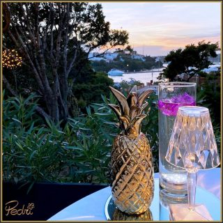 Details are essential to us. The pineapple is a symbol of welcome, warmth, friendship, and hospitality. We cannot wait to welcome you back at Pedri Garden.  #pedrigardenrestaurant #pedrigarden #portocervo #promenadeduport #sardegna #sardinia #sardiniaexperience #sardiniarestaurant #seasunset #sunsetrestaurant #searestaurant #gardenrestaurant #summerdetails #summer2021loading